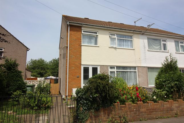 Thumbnail Semi-detached house for sale in Lower Station Road, Staple Hill, Bristol