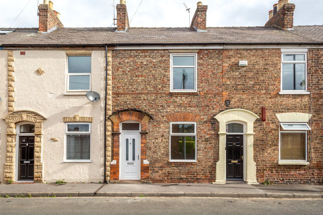 Thumbnail Terraced House To Rent In Arthur Street York