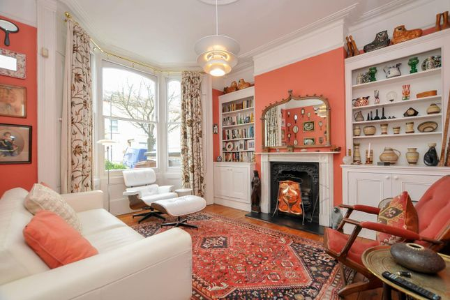 Thumbnail Terraced house for sale in Kynaston Road, London