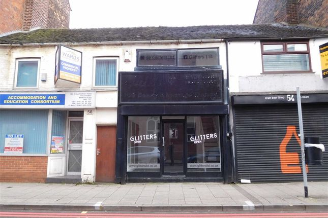 Retail premises for sale in Marsh Street South, Stoke-On-Trent, Staffordshire