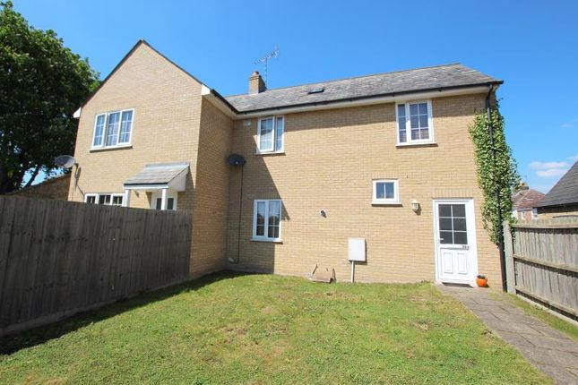 Thumbnail Semi-detached house to rent in Broadway, Crowland, Peterborough