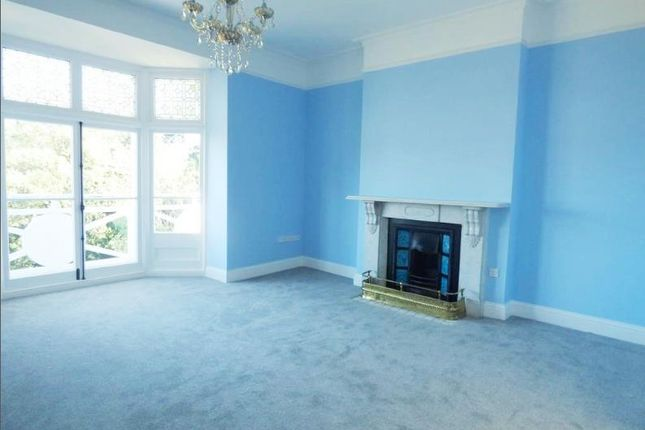 Thumbnail Flat to rent in College Road, Newton Abbot