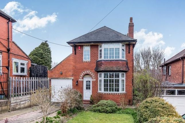 Thumbnail Detached house for sale in Blurton Road, Blurton, Stoke-On-Trent