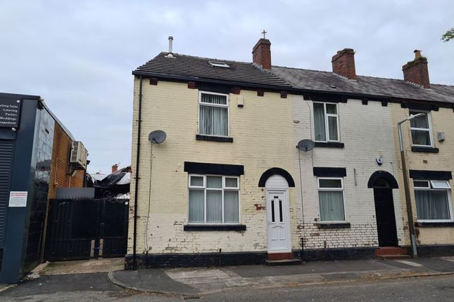 Thumbnail Terraced house for sale in Mossfield Road, Farnworth, Bolton