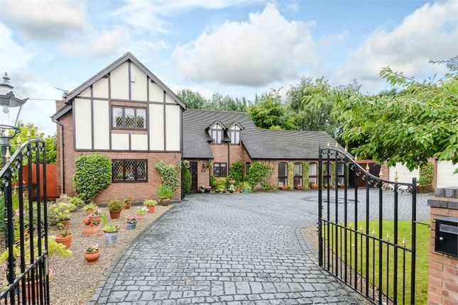 Thumbnail Detached house for sale in 70 Chester Road, Sutton Weaver, Frodsham, Cheshire