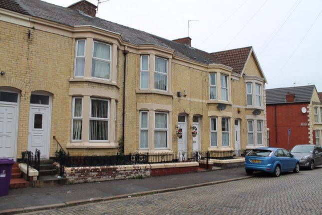 Thumbnail Terraced house to rent in Albany Road, Kensington, Liverpool, Merseyside