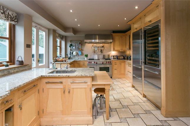 Dining Kitchen of Whisterfield Lane, Lower Withington, Macclesfield, Cheshire SK11