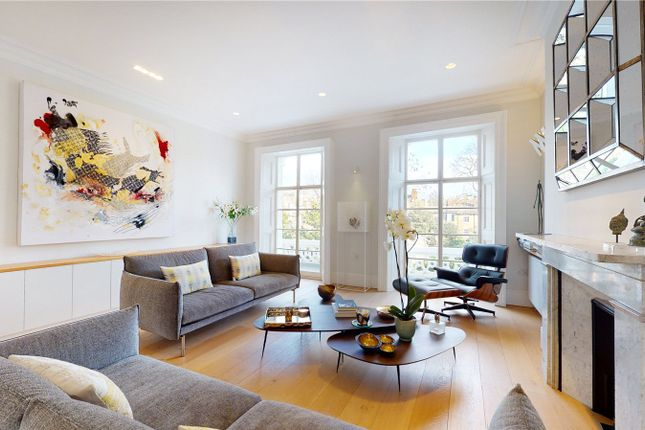 Thumbnail Terraced house for sale in Hereford Square, South Kensington, London