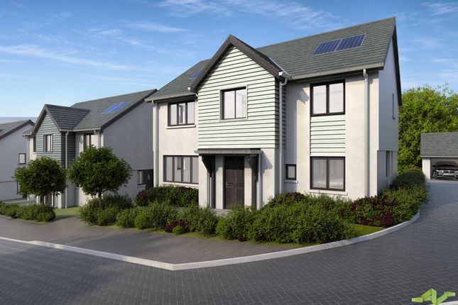 Thumbnail Detached house for sale in Vinery Lane, Sherford, Plymouth
