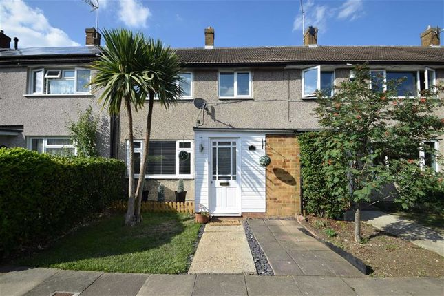 Thumbnail Terraced house for sale in Pear Tree Mead, Harlow, Essex