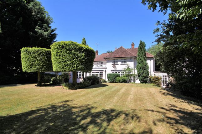 Thumbnail Detached house to rent in Oakridge Avenue, Radlett
