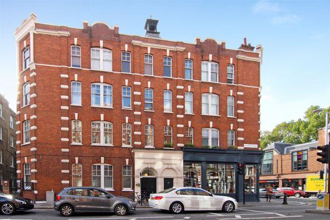 Mansion Block of Kings Road, Chelsea SW3