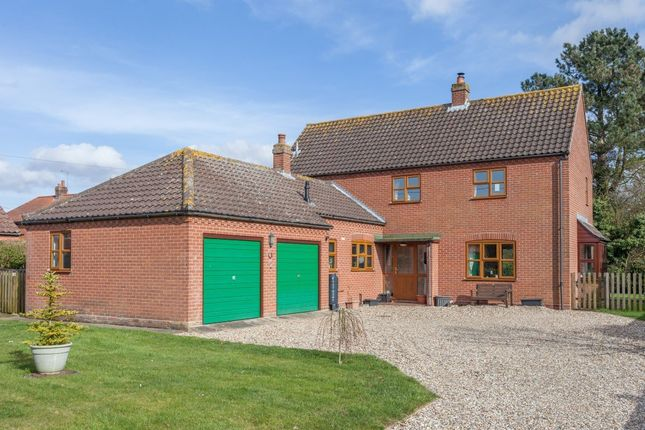 Thumbnail Detached house for sale in Whissonsett Road, Colkirk, Fakenham