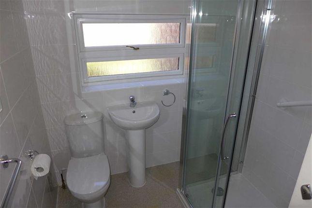 Shower Room of Maeshendre, Aberystwyth, Ceredigion SY23