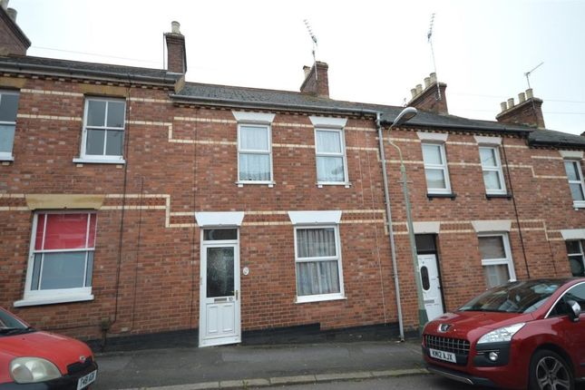 Thumbnail Terraced house for sale in May Street, Mount Pleasant, Exeter