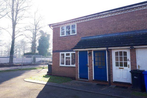 Thumbnail Maisonette to rent in Fairway, Burton-On-Trent