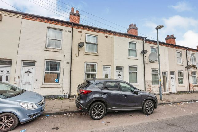 Thumbnail Terraced house for sale in Cherrywood Road, Bordesley Green, Birmingham