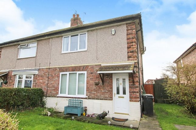 Thumbnail Semi-detached house to rent in Clayton Crescent, Widnes