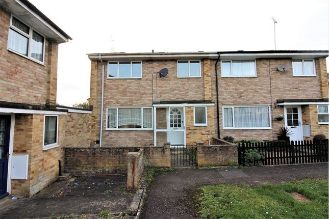 Thumbnail Semi-detached house to rent in Windrush, Banbury