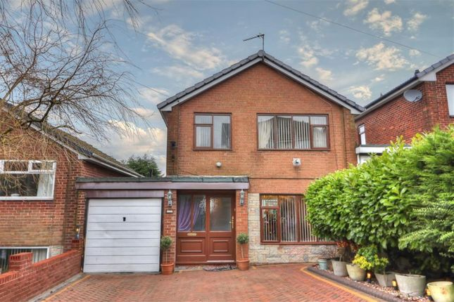 Thumbnail Detached house for sale in Bridge Bank Rd, Smithy Bridge