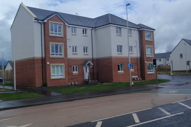 Thumbnail Flat to rent in Forge Crescent, Bishopton