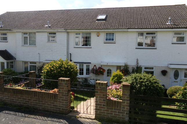 Thumbnail Terraced house for sale in Grindle Close, Portchester