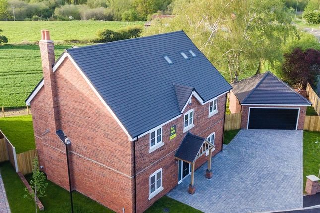 Thumbnail Detached house for sale in 10 Winney Hill View, Ellesmere Road, Shrewsbury