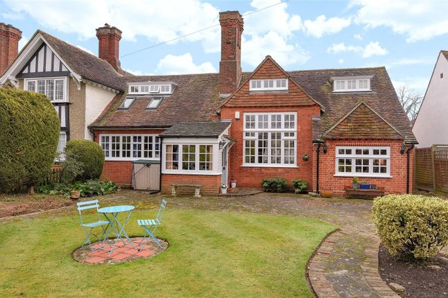 Thumbnail Semi-detached house for sale in High Street, Epping, Essex