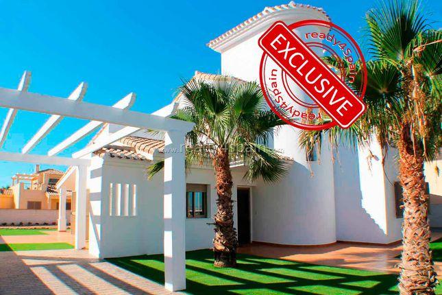 Thumbnail Villa for sale in Manga Del Mar Menor, La Manga Del Mar Menor, Murcia, Spain