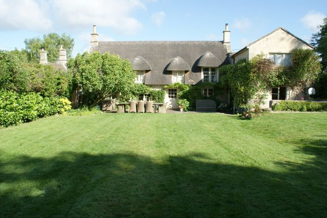 Thumbnail Detached house for sale in Ditteridge, Box, Nr Bath
