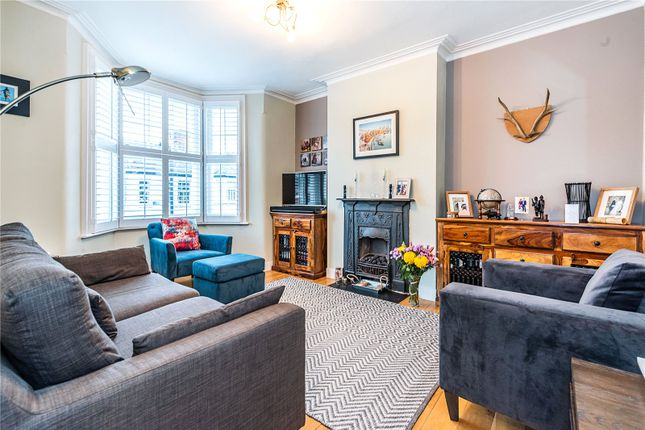 Thumbnail Maisonette for sale in Cambray Road, London