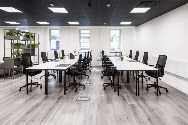 Office to let in 9 Hewett Street, London