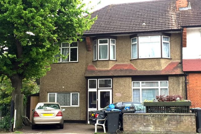 Thumbnail Semi-detached house for sale in Southbury Road, Enfield