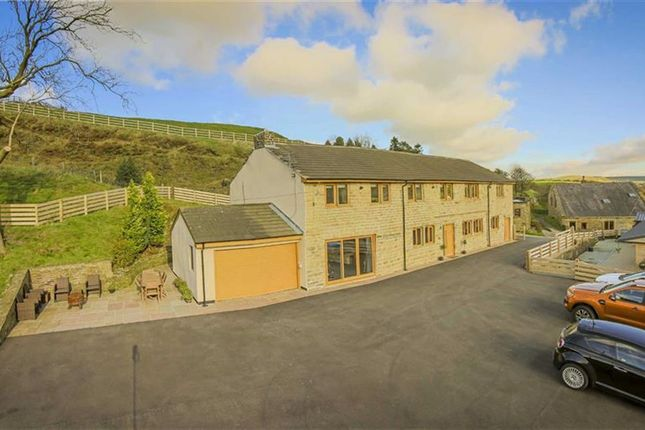 Thumbnail Detached house for sale in Tunstead Lane, Stacksteads, Rossendale