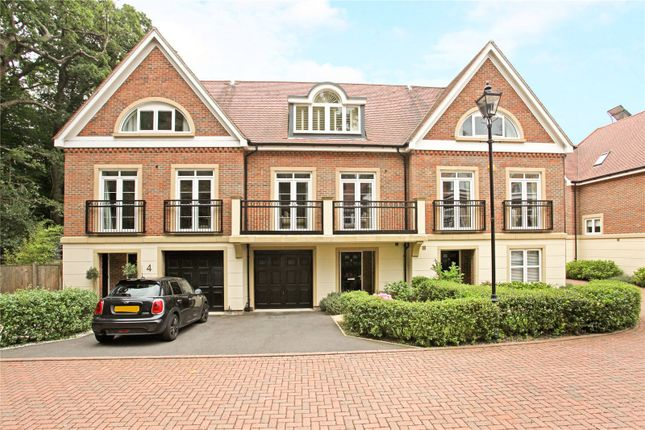 Thumbnail Terraced house for sale in Summerwood, Sunningdale, Ascot, Berkshire