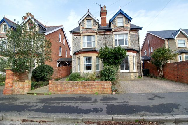 Thumbnail Semi-detached house for sale in Mansfield Road, Reading, Berkshire