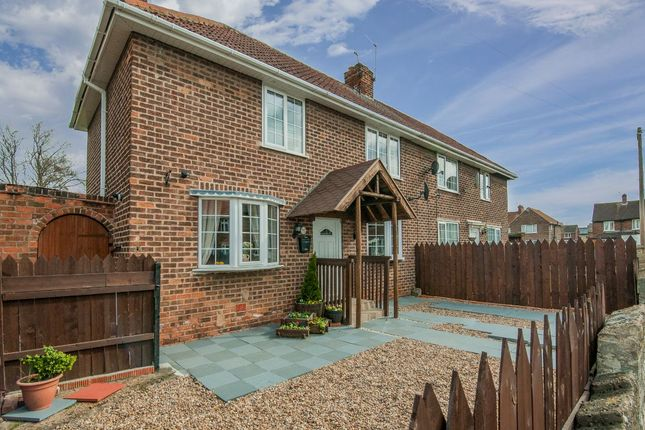 Thumbnail Semi-detached house for sale in Poplar Place, Armthorpe, Doncaster