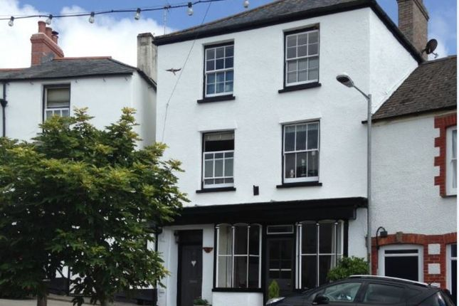 Thumbnail Semi-detached house for sale in Old Post Office Hill, Bude, Cornwall