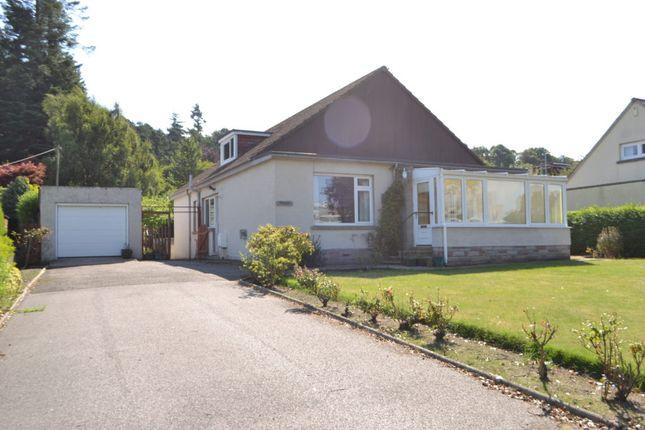 Thumbnail Detached house for sale in Dumyat, Sanquhar Road, Forres