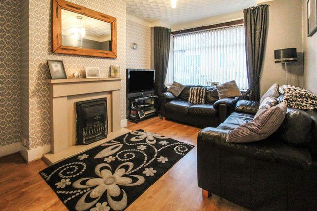 Living Room of Lunar Road, Liverpool L9