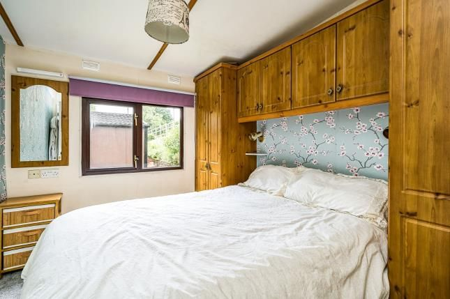 Bedroom One of Ditton Mill Park, Cleobury Mortimer, Shropshire DY14