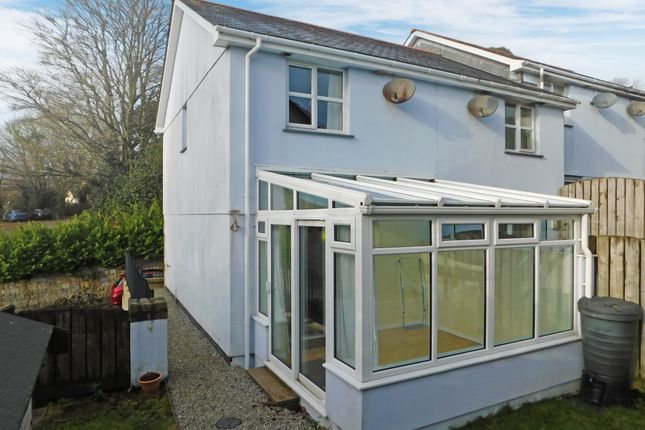 2 bed end terrace house for sale in Vinery Meadow, Penryn TR10