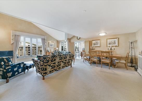 Thumbnail Flat for sale in Gainsborough House, 7 Victory Place, London