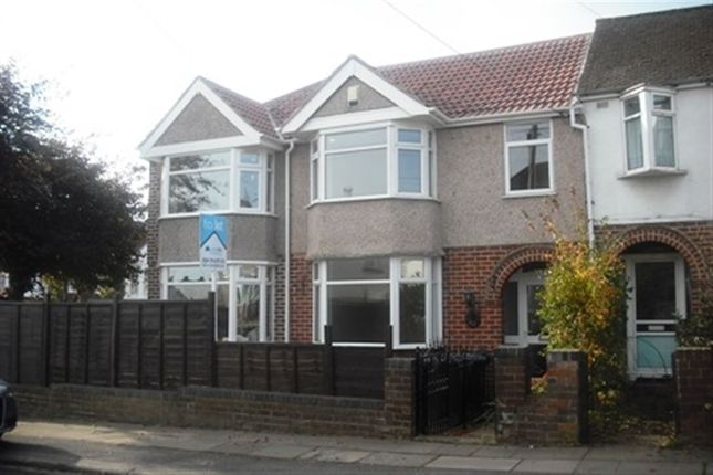 Thumbnail Property to rent in Woodstock Road, Cheylesmore, Coventry