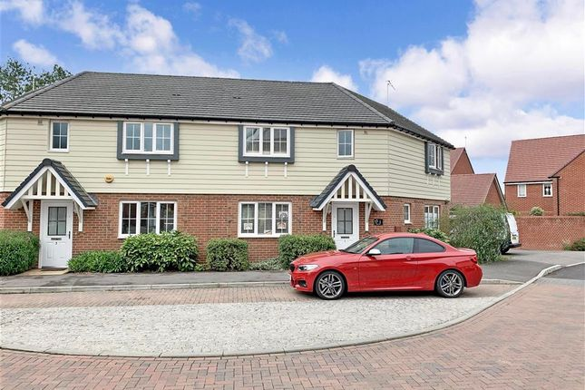 Semi-detached house for sale in Baker Way, Angmering, West Sussex