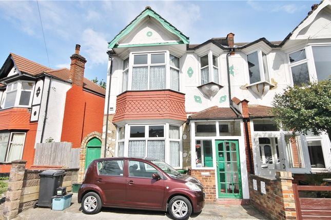 3 bed terraced house for sale in Brook Road, Thornton Heath