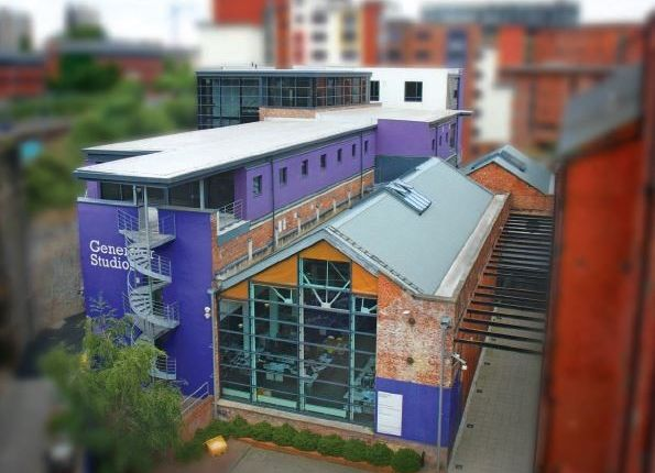 Thumbnail Office to let in Generator Studios - Studio 0.2, Trafalgar Street, Newcastle Upon Tyne