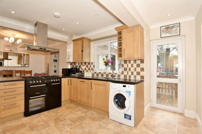 Thumbnail Semi-detached house for sale in Belmont Road, Erith