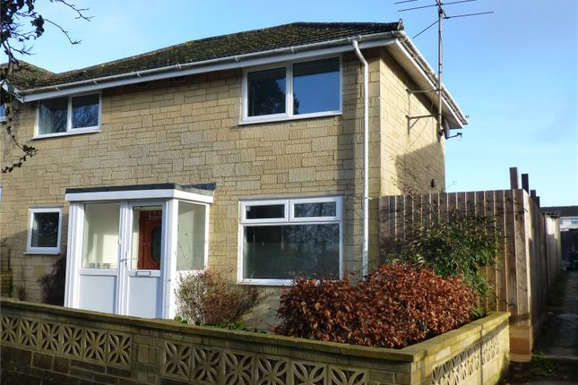 Thumbnail Semi-detached house for sale in Elphick Road, Cirencester