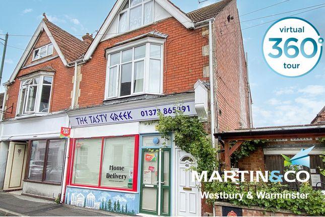 1 bed flat to rent in Maristow Street, Westbury, Wiltshire BA13